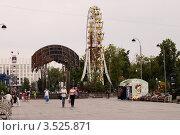 Чертово колесо (2011 год). Редакционное фото, фотограф Денис Шелехов / Фотобанк Лори