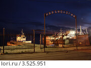 НИИ биологии в посёлке Листвянка, на берегу озера Байкал (2012 год). Редакционное фото, фотограф Константин Челомбитко / Фотобанк Лори