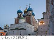 Ночь музеев. Рязанский кремль (2012 год). Редакционное фото, фотограф Владимир Макеев / Фотобанк Лори