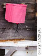 Умывальник. Стоковое фото, фотограф Денис Карелин / Фотобанк Лори