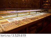 Лавка в ювелирном магазине (2012 год). Стоковое фото, фотограф Иван Губанов / Фотобанк Лори
