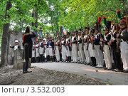 Купить «Французы», фото № 3532003, снято 7 августа 2010 г. (c) Владимир Боханов / Фотобанк Лори