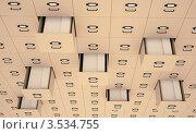 Купить «Бумажный ужас. Ящики картотеки с документами», иллюстрация № 3534755 (c) Андрей Соколов / Фотобанк Лори