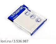 Купить «Кассета для фотоаппарата Polaroid», эксклюзивное фото № 3536987, снято 20 мая 2012 г. (c) FotograFF / Фотобанк Лори