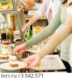 Купить «Самообслуживание в столовой», фото № 3542571, снято 6 апреля 2012 г. (c) CandyBox Images / Фотобанк Лори