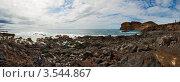 Купить «Берег Атлантического океана, остров Файал, Азоры», фото № 3544867, снято 4 мая 2012 г. (c) Юлия Бабкина / Фотобанк Лори