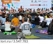 Восьмой форум ГТО на Красной площади. Москва, эксклюзивное фото № 3547783, снято 27 мая 2012 г. (c) lana1501 / Фотобанк Лори