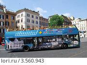 Рим (2008 год). Редакционное фото, фотограф Елена Захаревич / Фотобанк Лори