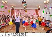 Купить «Праздник в детском саду», эксклюзивное фото № 3562539, снято 1 июня 2012 г. (c) Алёшина Оксана / Фотобанк Лори