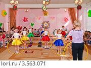 Купить «Праздник в детском саду», эксклюзивное фото № 3563071, снято 1 июня 2012 г. (c) Алёшина Оксана / Фотобанк Лори
