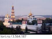 Купить «Новодевичий монастырь.Москва», эксклюзивное фото № 3564187, снято 9 мая 2012 г. (c) Литвяк Игорь / Фотобанк Лори