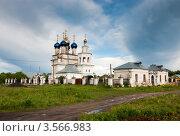 Купить «Российская глубинка», фото № 3566983, снято 3 июня 2012 г. (c) Зобков Георгий / Фотобанк Лори