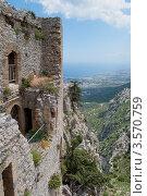 В замке святого Иллариона. Северный Кипр (2012 год). Стоковое фото, фотограф Виктор Карасев / Фотобанк Лори