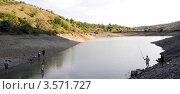Купить «Горное озеро Арпат. Крым», фото № 3571727, снято 16 августа 2011 г. (c) V.Ivantsov / Фотобанк Лори