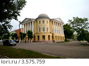 Исторический музей города Вольска (2012 год). Редакционное фото, фотограф Анатолий Уткин / Фотобанк Лори