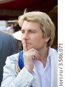 Николай Басков (2012 год). Редакционное фото, фотограф Михаил Ворожцов / Фотобанк Лори