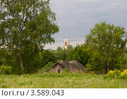 Купить «Старицкая акварель», фото № 3589043, снято 1 июня 2012 г. (c) Валерий Пчелинцев / Фотобанк Лори