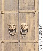 Двери в храм. Стоковое фото, фотограф Григорий Иваньков / Фотобанк Лори