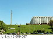 Площадь славы (2012 год). Стоковое фото, фотограф Александр Груздев / Фотобанк Лори