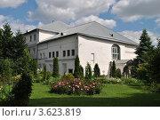 Купить «Новоспасский монастырь. Москва», эксклюзивное фото № 3623819, снято 18 июня 2012 г. (c) lana1501 / Фотобанк Лори