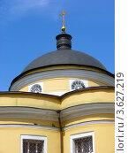 Купить «Новоспасский монастырь. Москва», эксклюзивное фото № 3627219, снято 23 июня 2012 г. (c) lana1501 / Фотобанк Лори