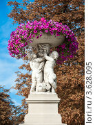 Купить «Люксембургский сад, Париж, Франция», фото № 3628095, снято 15 сентября 2011 г. (c) Александр Демьяненко / Фотобанк Лори