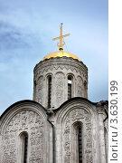 Купить «Дмитриевский собор во Владимире», фото № 3630199, снято 7 июня 2011 г. (c) ElenArt / Фотобанк Лори