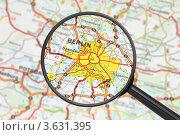 Купить «Пункт назначения - Берлин», иллюстрация № 3631395 (c) Самохвалов Артем / Фотобанк Лори