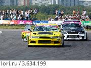 Купить «III этап Летнего Кубка MegaFon Mitjet, 11 июня 2011», фото № 3634199, снято 11 июня 2011 г. (c) Losevsky Pavel / Фотобанк Лори