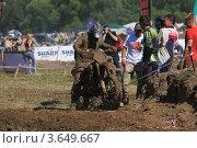 Купить «Гонки, после грязевой ванны», фото № 3649667, снято 30 июня 2012 г. (c) Михеев Алексей / Фотобанк Лори