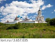 Купить «Высоцкий мужской монастырь. Серпухов», фото № 3657035, снято 8 июля 2012 г. (c) Наталья Волкова / Фотобанк Лори