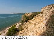 Песчаные горы (2012 год). Стоковое фото, фотограф Михаил Бессмертный / Фотобанк Лори