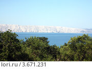Адриатическое море. Стоковое фото, фотограф Дарья Фролова / Фотобанк Лори