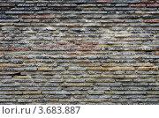 Стена. Стоковое фото, фотограф Андрей Артемьев / Фотобанк Лори
