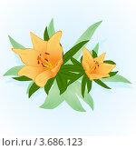 Купить «Цветы», иллюстрация № 3686123 (c) Сергей Скрыль / Фотобанк Лори