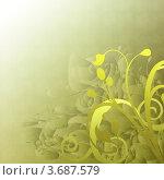 Купить «Зеленый летний фон», иллюстрация № 3687579 (c) Анна Павлова / Фотобанк Лори