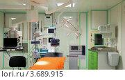 Купить «Современный медицинский кабинет», видеоролик № 3689915, снято 7 апреля 2010 г. (c) Losevsky Pavel / Фотобанк Лори