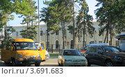 Купить «Крымский областной суд», эксклюзивное фото № 3691683, снято 16 июля 2012 г. (c) Василий Пешненко / Фотобанк Лори