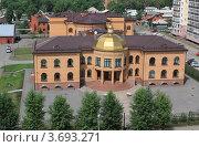 Купить «Кемеровское епархиальное управление», фото № 3693271, снято 3 июля 2012 г. (c) Константин Челомбитко / Фотобанк Лори