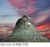 Купить «Царь-колокол, Московский Кремль», фото № 3696735, снято 20 августа 2010 г. (c) Владимир Журавлев / Фотобанк Лори