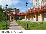"""Ресторан """"Мажорель"""", город Ангарск, Иркутская область (2007 год). Редакционное фото, фотограф Виталий Штырц / Фотобанк Лори"""