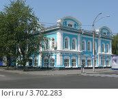 Барнаул. Дворец бракосочетания (2012 год). Редакционное фото, фотограф Вячеслав Чернов / Фотобанк Лори