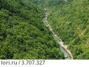 Каньон реки Тара, Черногория (2012 год). Стоковое фото, фотограф Юлия Желтенко / Фотобанк Лори