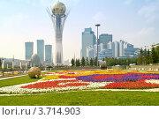 Купить «Астана. Городской пейзаж», фото № 3714903, снято 2 января 2000 г. (c) Parmenov Pavel / Фотобанк Лори