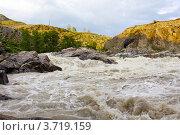 Порог Турбинный. Стоковое фото, фотограф Тимур Кузяев / Фотобанк Лори