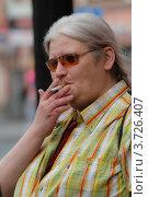 Купить «Музыкант Алексей Вишня», фото № 3726407, снято 14 июля 2012 г. (c) Андрей Жухевич / Фотобанк Лори