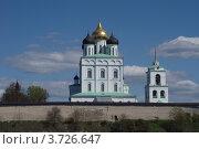 Троицкий собор, г. Псков (2012 год). Стоковое фото, фотограф Алексей Алексеев / Фотобанк Лори