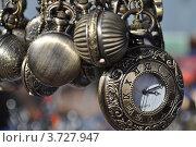 Часы. Стоковое фото, фотограф Гузынин Тимофей / Фотобанк Лори