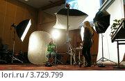 Купить «Международная конференция STOCKinRUSSIA10 (Таймлапс)», видеоролик № 3729799, снято 12 декабря 2010 г. (c) Losevsky Pavel / Фотобанк Лори