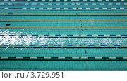 Купить «Бассейн», видеоролик № 3729951, снято 18 марта 2011 г. (c) Losevsky Pavel / Фотобанк Лори